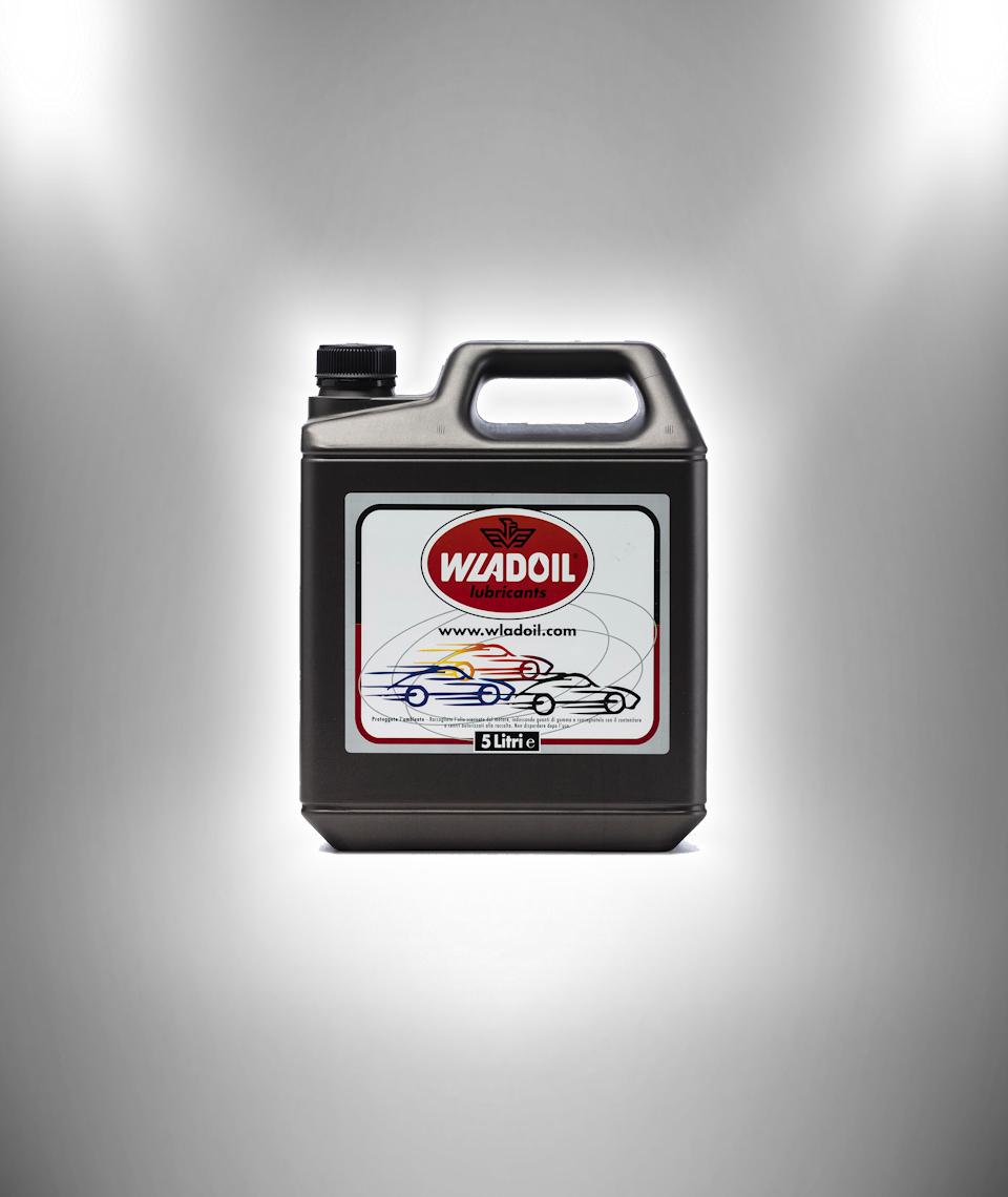 Industrial Lubricants | Soldà Vladimiro SpA: WLADOIL® Lubricants